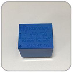 RELE INDUSTRIAL YA303H-C 12VDC  NA/NF 15A  5 PINOS  SELADO