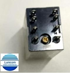 RELE ICR 6532.9012 2 CONT. REV. 12VDC 5AMP/250V S/ MARCAÇÃO
