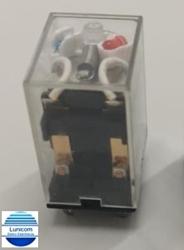 RELE ICR 6532.8220 2 CONT. REV. 220VAC 5AMP/250V