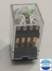 RELE ICR 6534.9125 4 CONT. REV. 125VDC 3AMP/250V