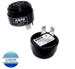 SONALARME ARP3710 75DB 5 A 30VDC CONTINUO TERM. FASTON 6,3MM