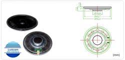 MINI ALTO FALANTE ARP5083 50X8MM 0,5W 8 OHMS