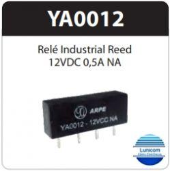 RELE INDUSTRIAL REED YA0005 5VDC 500MA NA
