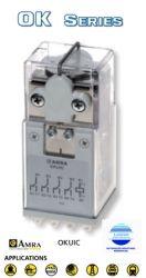 RELE AMRA OKUIC -DI- LED 48VCC (34~60) P5 FAIVELEY