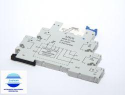 RELE MODULAR DE INTERFACE MKB1F DIN  24V DC 6AMP.