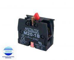 CONTATO M20-1B (NF) P/ BOTAO M20/P20