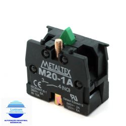 CONTATO M20-1A (NA) P/ BOTAO M20/P20