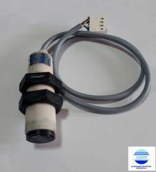 SENSOR OTICO DIFUSO IDCPR30-18DPT PNP M18 300MM NA+NF CONECTOR