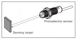 SENSOR OTICO REFLECTIVO IRCL20-18DT NPN M18 2MT NA+NF CABO 2MTS