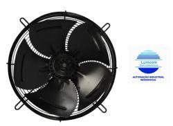 VENTILADOR AXIAL EXAUSTOR 350MM ASA4E-350SE  3501A 220V /180W MONOFASICO