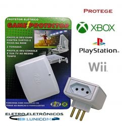 GAME PROTECTOR 127V 1200W PW241