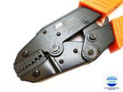 ALICATE MP06WF  P/ TERMINAL TUBULAR ILHOS  0,25 A 6MM
