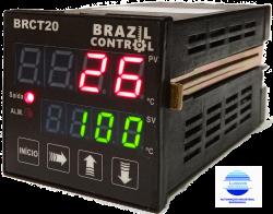 CONTROLADOR TEMPERATURA DIGITAL BRCT20