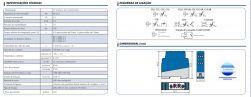 RELE TEMPORIZADOR CLE 24-242VAC/DC PULSO/RETARDO NA ENERG. 0,1SEG A 100HRS