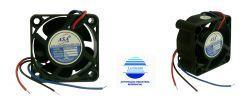 MINI VENTILADOR ASA-4020HB 40X40X20 12V C/ ROLAMENTO 7800RPM