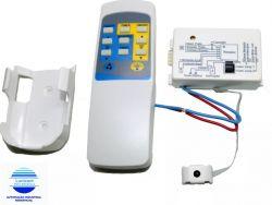 CONTROLE REMOTO PW789 C/ SUPORTE  P/ VENTILADOR DE TETO E LAMPADA