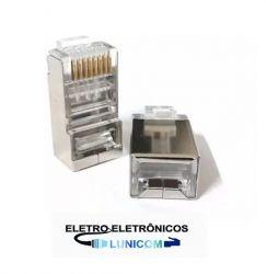 CONECTOR RJ45 8X8 CAT5 BLINDADO