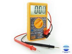 MULTIMETRO DIGITAL HIKARI HM-1001 DISPLAY LCD