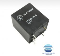 RELE INDUSTRIAL YA312-2A-U 12VDC 2 NA 10A SELADO ( DUCATO, SPRINTER)
